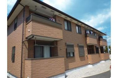 モン・サン・クレールⅡ 1階 2DK 賃貸アパート