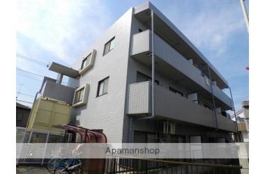 松戸新田 徒歩10分 3階 3DK 賃貸マンション