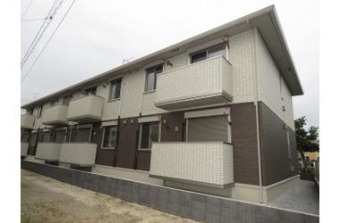 ボヌール 2階 2LDK 賃貸アパート