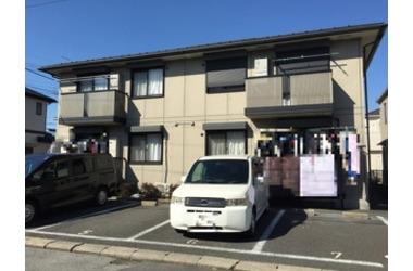 神取コーポ A棟 2階 2LDK 賃貸アパート