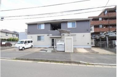 キューブ東松戸 2階 1DK 賃貸アパート