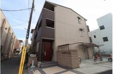 エスポワール 2階 1LDK 賃貸アパート