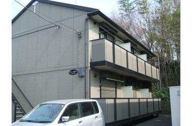 セジュールM・Y Ⅱ 2階 1K 賃貸アパート