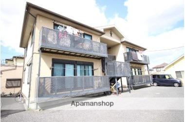 ボナールコートA 2階 3DK 賃貸アパート