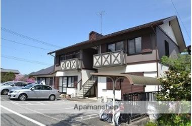 ドエルミナモトB 2階 2LDK 賃貸アパート
