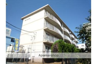 クィーンハイツ 1階 2LDK 賃貸マンション