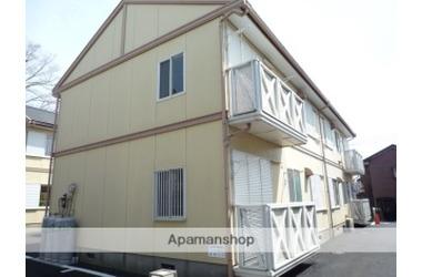 インパレス秋川B棟 1階 3DK 賃貸アパート