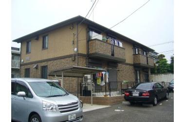 リリーガーデンⅠ 2階 2LDK 賃貸アパート
