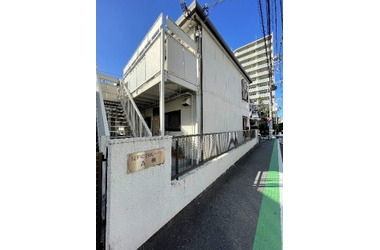 NF中目黒ハイツA棟1階1K 賃貸アパート