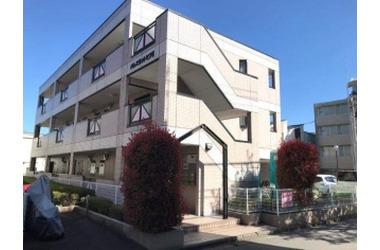 パレスサントピアⅡ 2階 2LDK 賃貸マンション