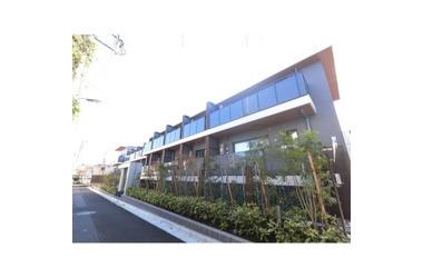 ザ・パークハビオ柿の木坂 3階 2LDK 賃貸マンション