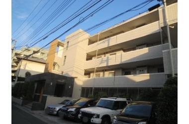 洗足第2マンション 3階 1LDK 賃貸マンション