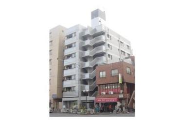 TERCEROーKAWASAKI 3階 2DK 賃貸マンション