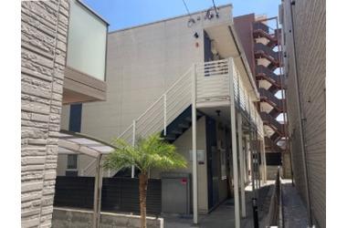 レオネクストティアレ 1階 1K 賃貸アパート