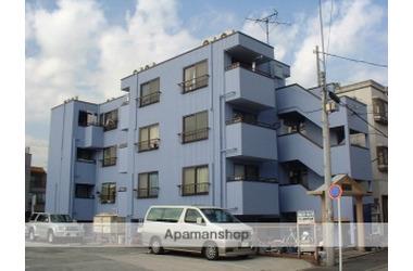 川崎 バス9分 停歩3分4階1K 賃貸マンション
