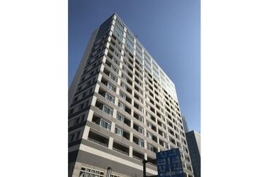 新橋プラザビル 7階 2LDK 賃貸マンション