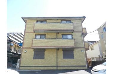 本八幡 徒歩9分 3階 2LDK 賃貸アパート
