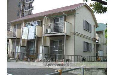 メゾネットパークサイド南葛西 1階 2DK 賃貸アパート