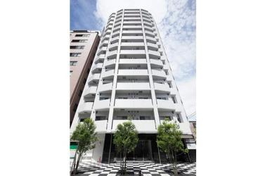 コンフォリア西蒲田 14階 2DK 賃貸マンション
