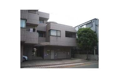ハウス東雪谷 2階 1DK 賃貸マンション