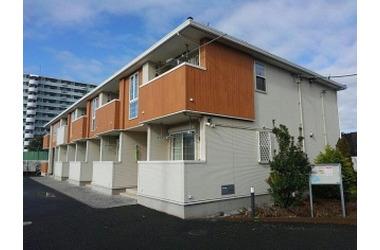アルカンシェル Ⅱ 2階 2LDK 賃貸アパート