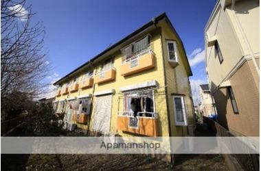 ホワイトポピンズ 1階 2DK 賃貸アパート