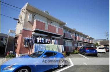 第2イースト 2階 3DK 賃貸アパート