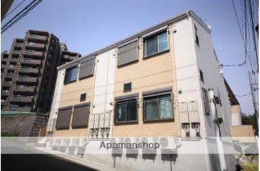 アーバーブルーデュオ 1階 1K 賃貸アパート