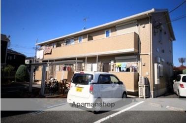 ウィステリア・ドゥーエ 2階 1LDK 賃貸アパート