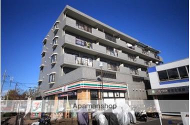 ニューリバーコート 2階 3LDK 賃貸マンション