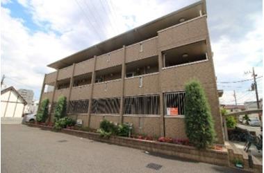 グランドソレーユ B 3階 1LDK 賃貸アパート