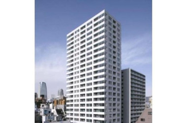 White Tower Hamamatsucho 19階 2LDK 賃貸マンション