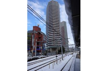 ユニゾンタワー 22階 1LDK 賃貸マンション