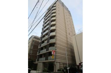 パークハビオ新橋2階1K 賃貸マンション