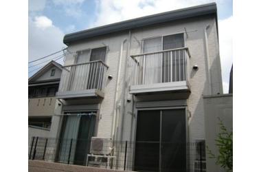 アムール 萩山 2階 1K 賃貸アパート