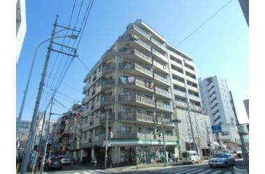 パーク・ノヴァ府中 4階 2DK 賃貸マンション