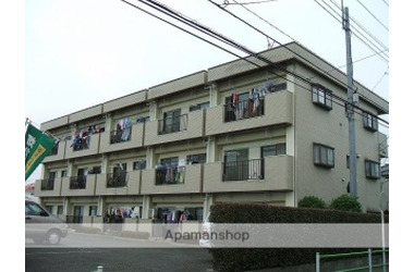 小平 徒歩14分 3階 3DK 賃貸マンション