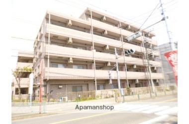 昭島 バス12分 停歩8分 1階 2LDK 賃貸マンション