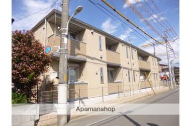東中神 徒歩17分 2階 1LDK 賃貸アパート