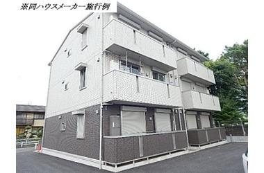昭島 徒歩9分 2階 1LDK 賃貸アパート
