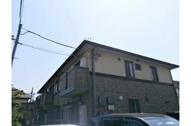 武蔵砂川 徒歩20分 2階 1LDK 賃貸アパート