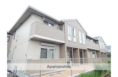 武蔵砂川 徒歩27分 2階 2LDK 賃貸アパート