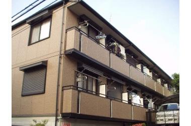 クレセント経堂2階1K 賃貸アパート