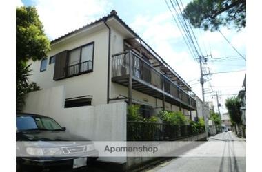 フラットハギワラ 2階 2DK 賃貸アパート