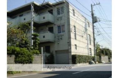 富士見ヶ丘 徒歩12分 3階 2LDK 賃貸マンション