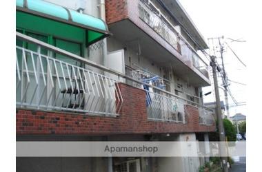 三鷹台 徒歩2分 3階 2DK 賃貸マンション