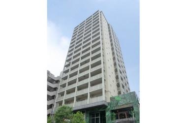 プラーズタワー東新宿ビル 17階 1K 賃貸マンション