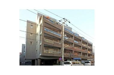 H&M MINAMIAOYAMA WEST 3階 1LDK 賃貸マンション