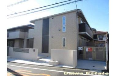 グレイス ウィステリア 2階 1LDK 賃貸アパート