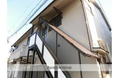 高円寺 徒歩7分2階1R 賃貸アパート